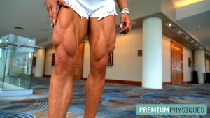 Alli's legs are absolute dynamite! Join PremiumPhysiques now!