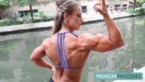 Join PremiumPhysiques now for the incredibly muscular physique of sponsored athlete, Alli Schmohl!