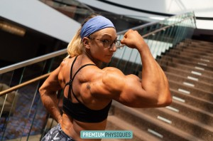 Beefnuggette says JOIN NOW here at PremiumPhysiques - and see some of the biggest female muscle EVER!