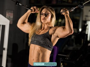 Has there ever been a sexier mass monster?  Join NOW for the awesome and incredible Paige Sandgren at USA Gym!