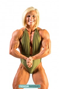 The absolute BEST in female muscle - JOIN NOW for Brooke Walker's amazingly shredded physique!