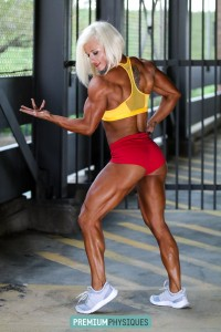 Glutes, Calves, Hamstrings, Back, Biceps - this is what you get in today's update of the fabulous Brooklyn T. Walker!  - Join NOW!