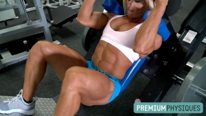 """Head over to the """"Brooke Walker in the Dungeon"""" page for some of the most amazing leg videos ever!"""
