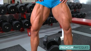 How ya like dem legs?  Click here to sign up now and get access to ALL of this shoot and all of PremiumPhysiques.com!