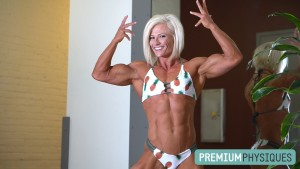 Brooke looks insanely hot in the 2 new videos posted in the PremiumPhysiques members section - JOIN NOW!
