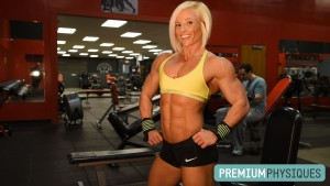 Join PremiumPhysiques NOW for this tremendous new shoot both IN and OUT of Powerhouse Gym STL - Brooke Walker is amazing!