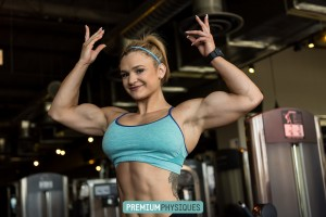 Join PremiumPhysiques now for the latest shoot with stunningly gorgeous, Danielle Mastromatteo!