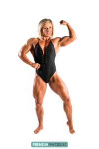 The ultimate in female muscle power - Click here to JOIN PremiumPhysiques now!