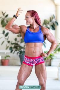 HUGE BICEPS POWER! - Join PremiumPhysiques to enjoy all of the amazing Katie Lee videos!