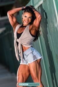 Look at those CRAZY SHREDDED LEGS!  Join Now for the incredible sensation, Natalia Coelho!