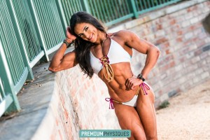 Absolutely perfect, rock hard, feminine muscle - Join PremiumPhysiques NOW!
