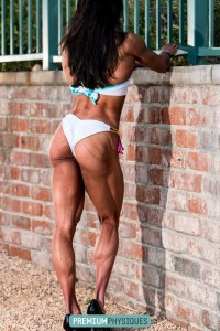 Striated glutes! Join PremiumPhysiques now for the best.... Like Natalia Coelho!
