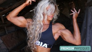 Join PremiumPhysiques NOW for the most phenomenal Olympian - the gorgeous Autumn Swansen and her SUPER RIPPED Physique!