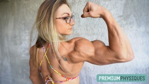 HUGE and peaked biceps - JOIN PremiumPhysiques now for this latest Beefnuggette shoot!