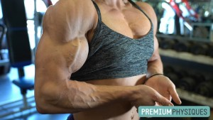 New clips on the page of Beefnugette at USA Gym - JOIN PremiumPhysiques now!