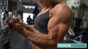 Nuggette is massive - look at that vascularity! Join PP now!