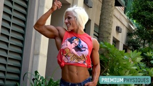 Brooke Walker and her amazing physique! Join PremiumPhysiques now!
