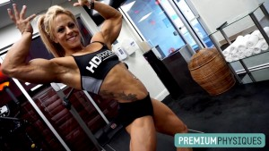 PremiumPhysiques - the home of the Lil Monstar - bodybuilding's most popular muscle cutie!