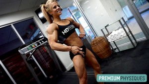 Join PremiumPhysiques now for the stunning new videos on the way of top IFBB Pro and Olympian, Dani Reardon!