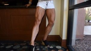 Erin Twiggs and her insanely perfect legs!