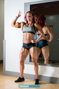 NEW SHOOT with Katie Lee in contest shape, coming this weekend!