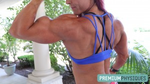 Join PremiumPhysiques now for absolutely mind-blowing new muscle from Katie Lee!