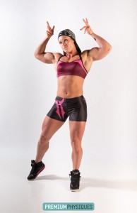 Amazing shape, POWERFUL muscle - Join PremiumPhysiques for these sexy images and videos from Sara's Studio Shoot in St. Louis!