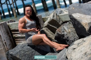 Join PremiumPhysiques now for amazing new photos and videos on the way of the AMAZING Sara Butler - IFBB Pro!